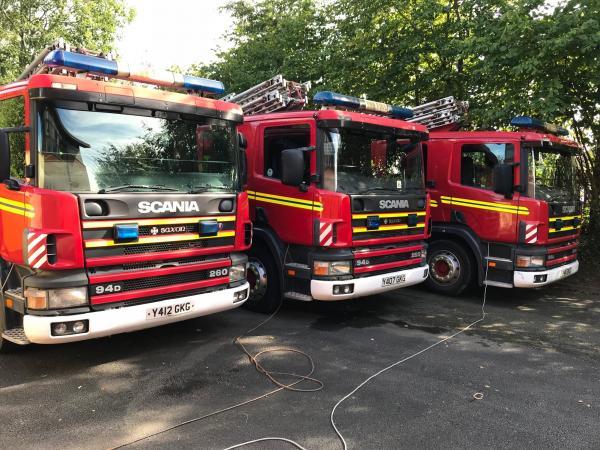 Fire & Rescue Services | Delta Fire